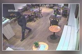Boxmeer - Gezocht - Overval op een cafetaria