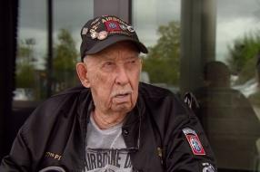 Amerikaanse veteranen geschokt na bekladding oorlogsgraven: 'Afschuwelijk, nog nooit zoiets gezien'