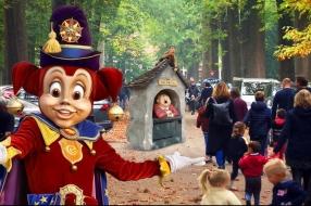 Efteling doet tóch mee aan coronatestevenement, Beekse Bergen grijpt mis
