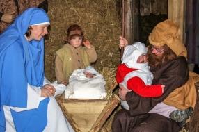 Gezocht: vijf baby's voor levende kerststal