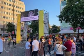Kermis Tilburg sluit poorten voor nieuwe bezoekers vanwege drukte