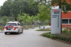 Leerling in been geschoten tijdens gymles op school in Uden