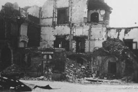 Riek van Alphen verloor vier zonen toen de Duitsers het stadhuis in Heusden opbliezen
