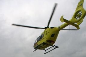 Vijfde traumahelikopter voor intensive care-patiënten ingezet vanaf Volkel
