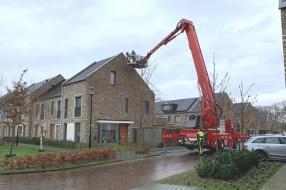 Warmterecord in Brabant: 17 graden in Woensdrecht en Gilze-Rijen