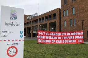 Zwaar getroffen Bernhoven Ziekenhuis neemt extra maatregelen: bezoekers niet meer welkom