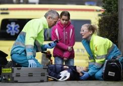 Foto's van Ambulance RAV Brabant Midden-West-Noord