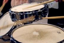 Percussie workshop Rainbow Center Nistelrode