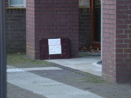 Verdacht koffertje gevonden bij gemeentehuis Uden, mensen mogen weer naar binnen