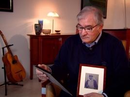 Zoni Weisz uit Uden verloor 75 jaar geleden zijn familie in Auschwitz en spreekt nu Europa toe